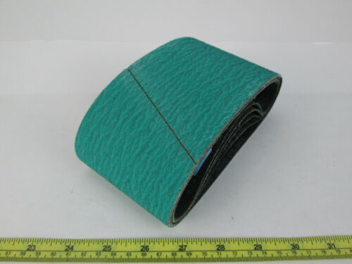 "Lot of 5 Dynabrade Abrasive Belt 3-1//2/"" x 15-1//2/"" 60 Grit 90272"