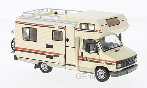 Citroen C25 Camping Car 1985 1 43 IXO