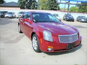 2006 Cadillac CTS 3.6L w/Heated Leather/Roof/Remote Starter - Only 84k