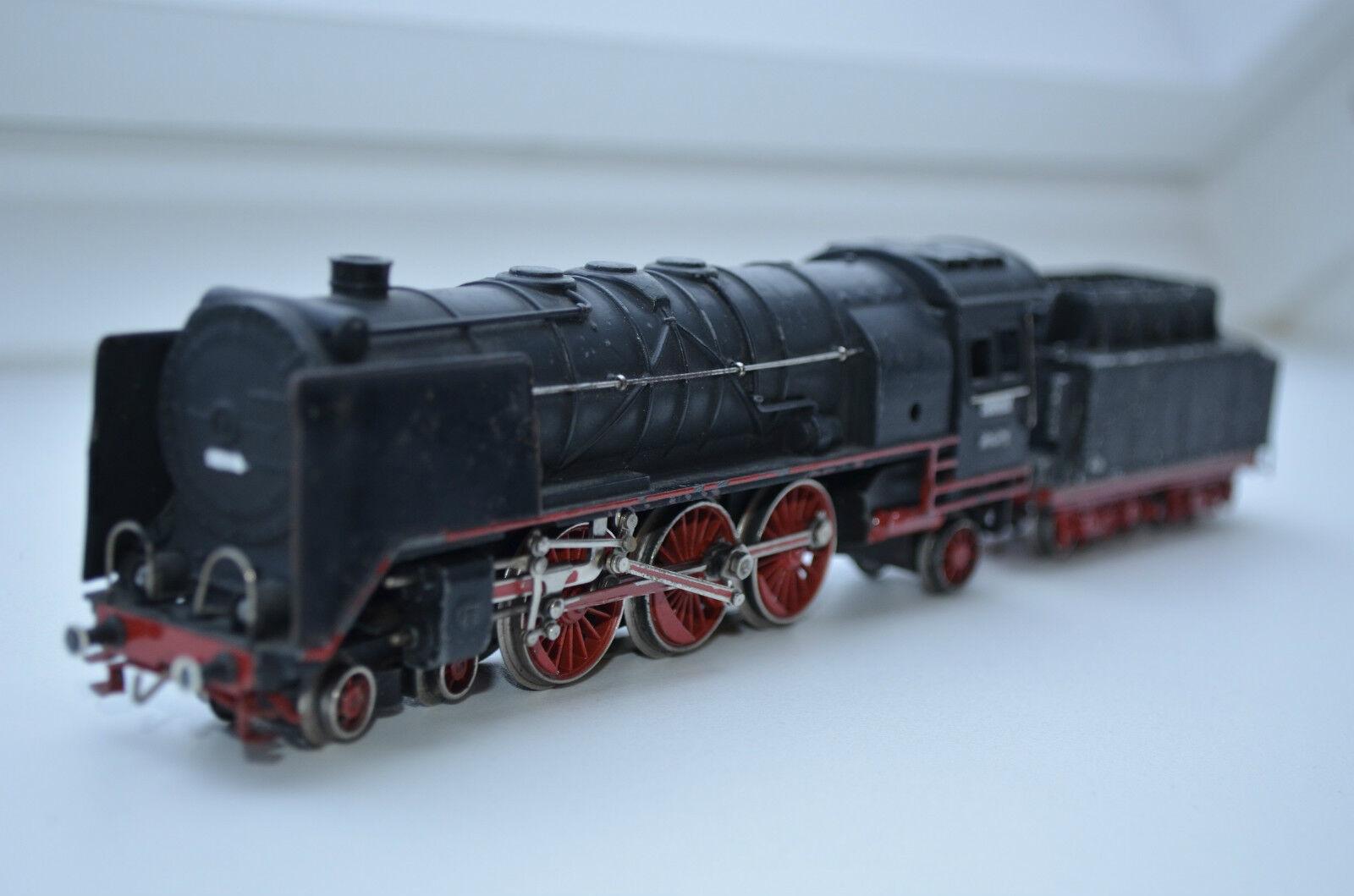 Märklin HR 800 – máquina de vapor br 01 de la DRG, colada
