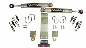 Skyjacker-9204-Steering-Stabilizer-Dual-Kit-Fits-07-18-Wrangler-JK