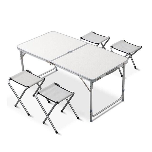 150x60x70 cm Alu Koffertisch XXL Campingtisch Tisch Gartentisch Klapptisch