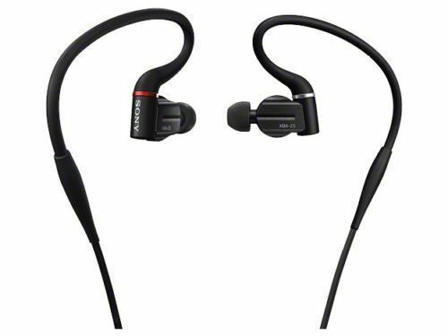 SONY XBA-Z5 Balanced Armature In-Ear Headphones from Japan