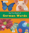 My First Book of German Words by Katy R Kudela (Paperback / softback)