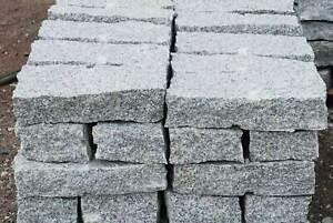Granit Mauersteine Granitsteine 15 T Grau 102040 Natursteine