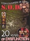 20 Years of Dysfunction [DVD/CD] by Stormtroopers of Death (DVD, Nov-2005, 2 Discs, Transdreamer Records)