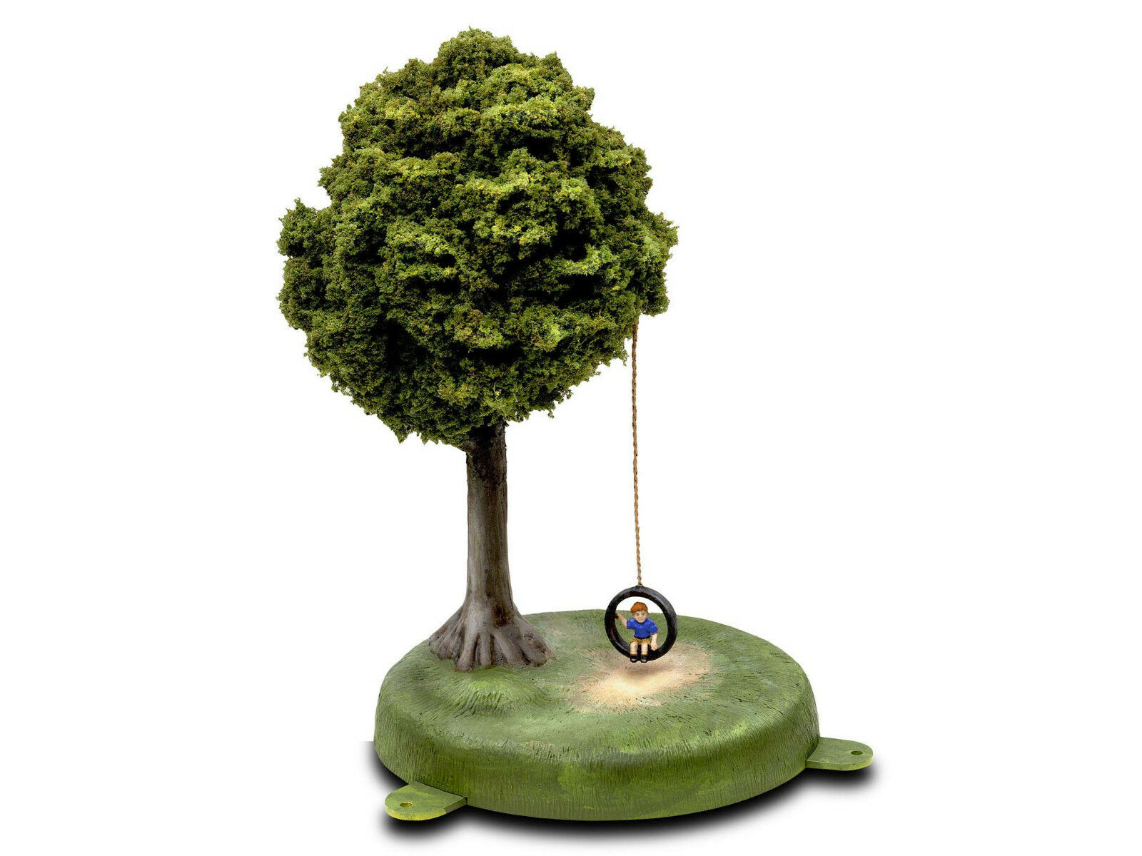 Lionel O Scale 6-82105 Plug and Play Animated TIRE SWING NEW IN BOX