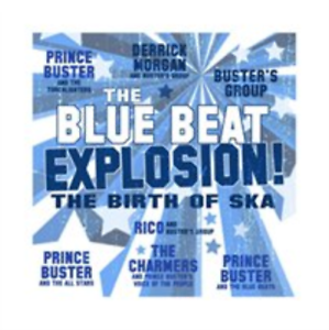 Various Artists-Blue Beat Explosion (UK IMPORT) CD NEW