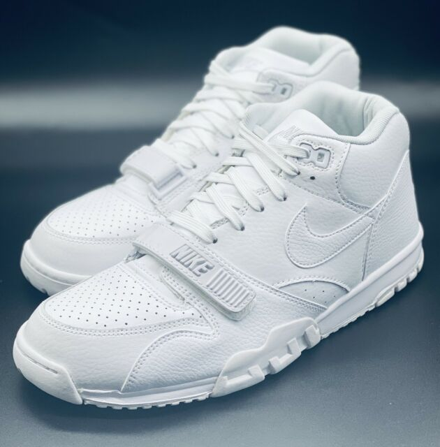 Size 13 - Nike Air Trainer 1 Mid White