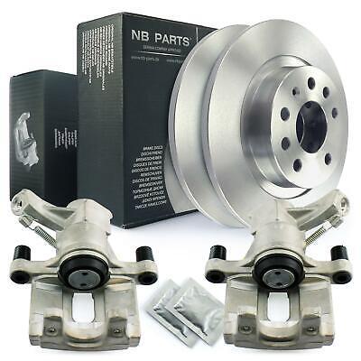 Étrier arrière droit 278 mm disques de frein diamètre pour mercedes w203