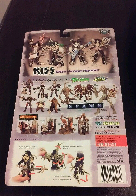 New 1997 Kiss Ultra-Action Figure Paul Stanley 7  McFarlane McFarlane McFarlane Toys 423567