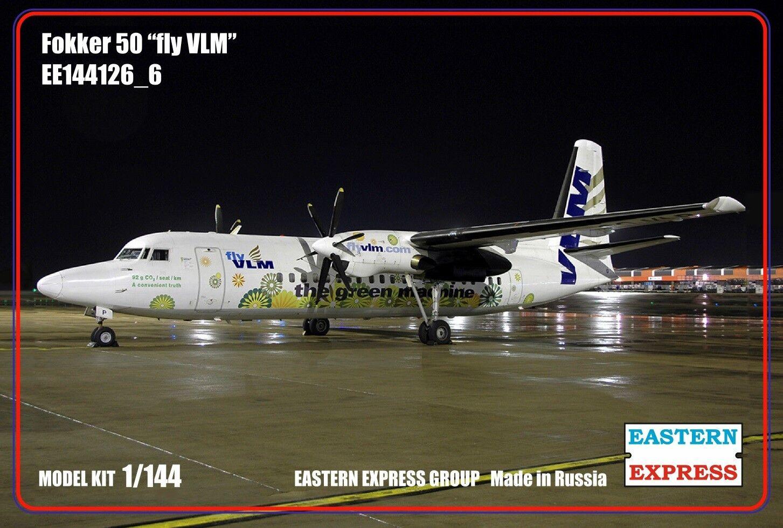 Eastern Express 1 144 Fokker F-50 FLY VLM EE144126_6