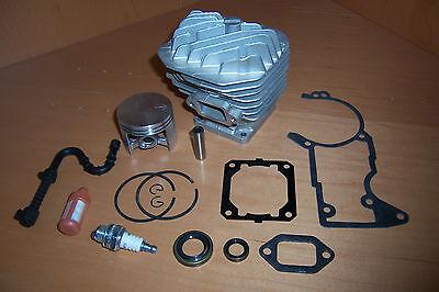 Zylinder+SET 1  passend Stihl 044 MS440 motorsäge neu 50mm 10mm pin