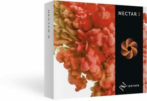 Details about iZotope Nectar3 Vocal Suite Mac PC Effects Plug In