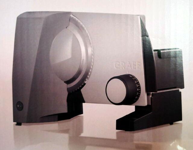 Graef Sliced Kitchen G 50 Allesschneider Eco Power Motion Schneidemaschine 170 W