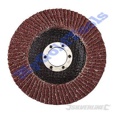 Disques à lamelles Pour le meulage et la finition 180mm Grain 80 571528