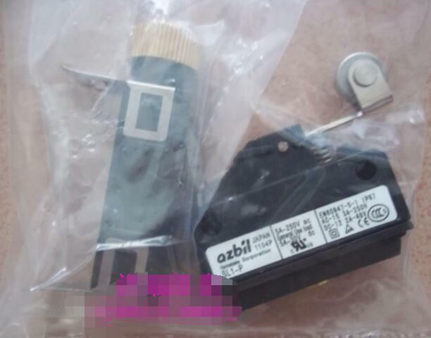 1PC New Yamatake   Azbil Photoelectric Switch SL1-P free shipping