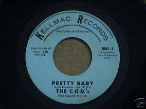 northern-soul-THE-C-O-D-039-S-Pretty-Baby-KELLMAC-1005-M-Listen