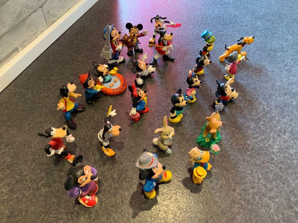Legetøj, Disney figurer fra Bully
