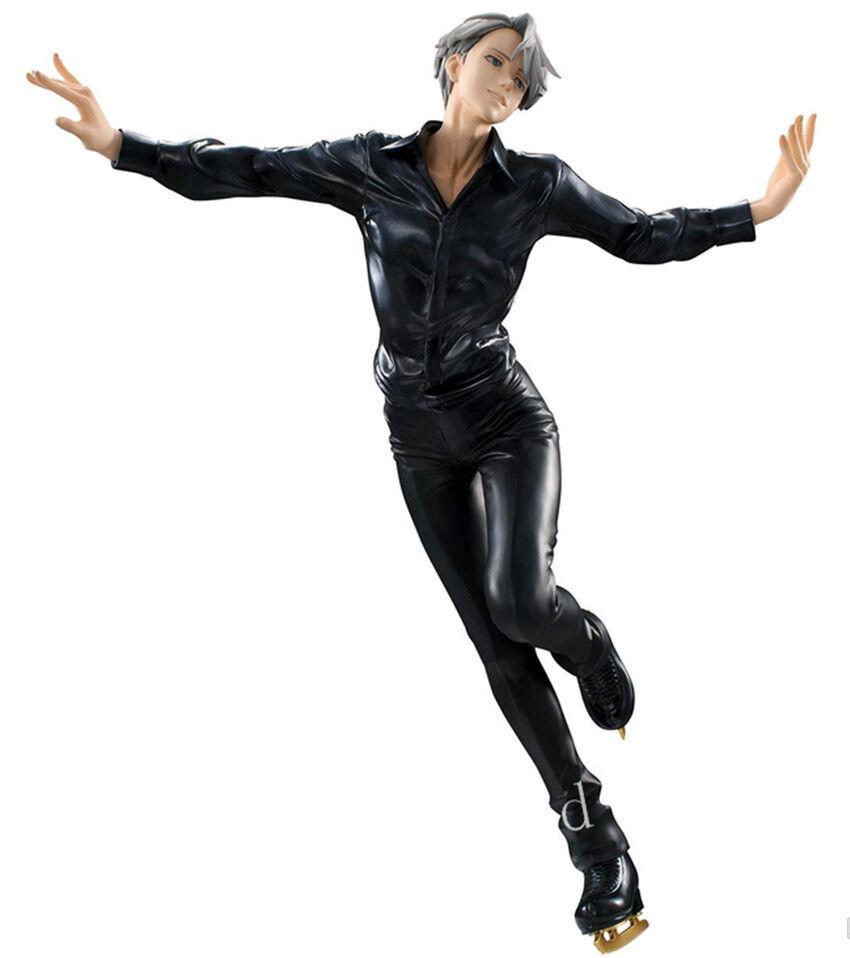 Yuri      on Ice Victor Nikifgoldv  PVC Figura Figurilla Modelo 21cm 78055a