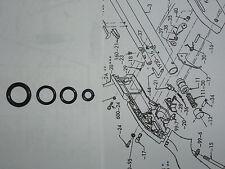 Crosman 760 Rifle (pre 1977) Seal Reseal Kit + Exploded View & E-Z Seal Guide