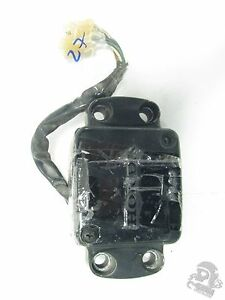 1982 1983 1982 honda ascot ft500 fuse holder junction box 38200 mc8 rh ebay com