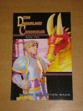 DREAMLAND CHRONICLES BOOK TWO BLUE DREAM BOOKS 2 GN  9780978916831