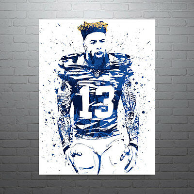 Odell Beckham Jr The Catch New York Giants FREE US SHIPPING