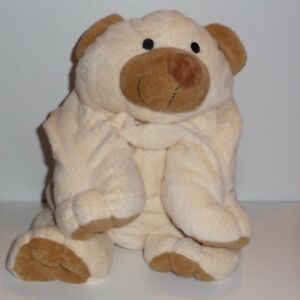 Doudou-Ours-Animal-Halley
