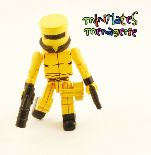 Marvel Minimates Series 25 AIM Soldier