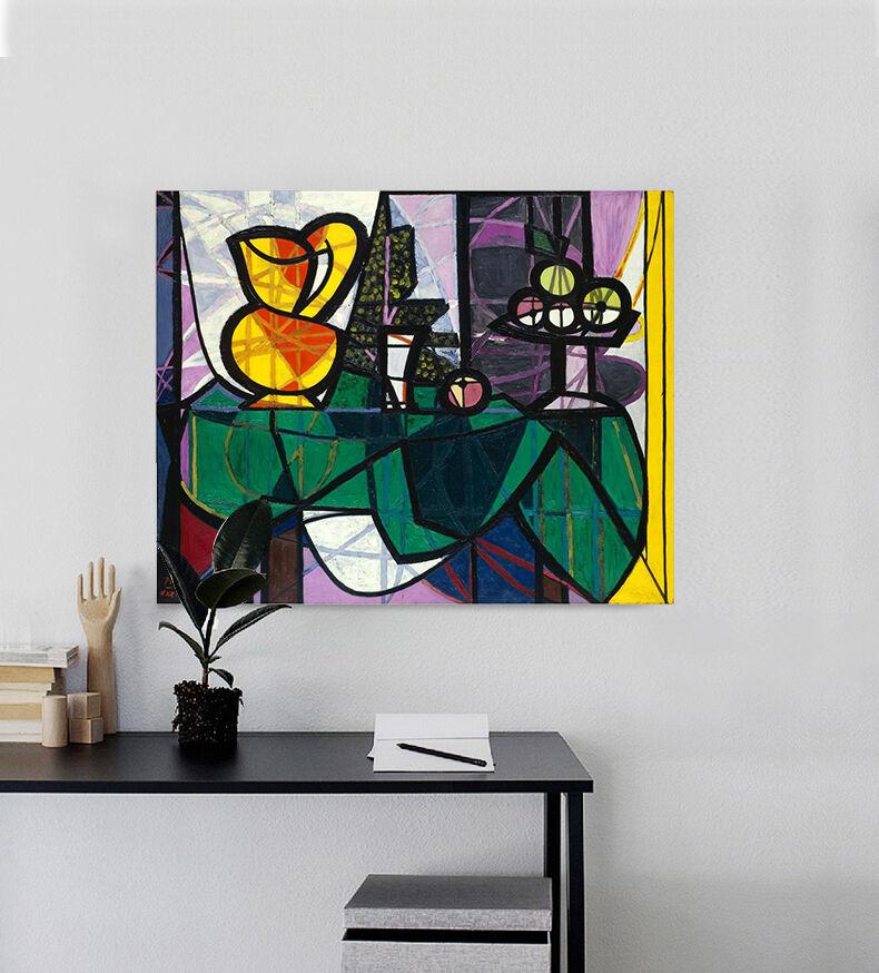 3D green, yellow, Muster, 34 Wandbild Fototapete BildTapete Familie AJSTORE DE