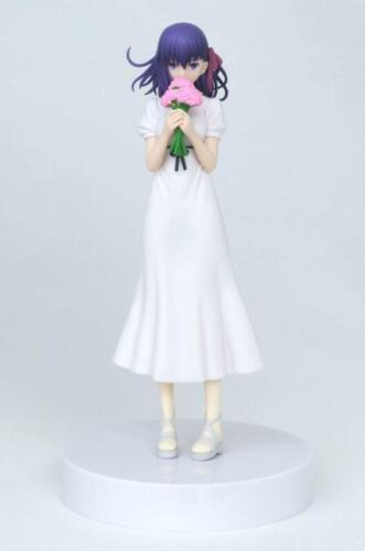Fate//Stay Night Heaven/'s Feel Sakura Matou Figure Purple Brown New No Box 17cm