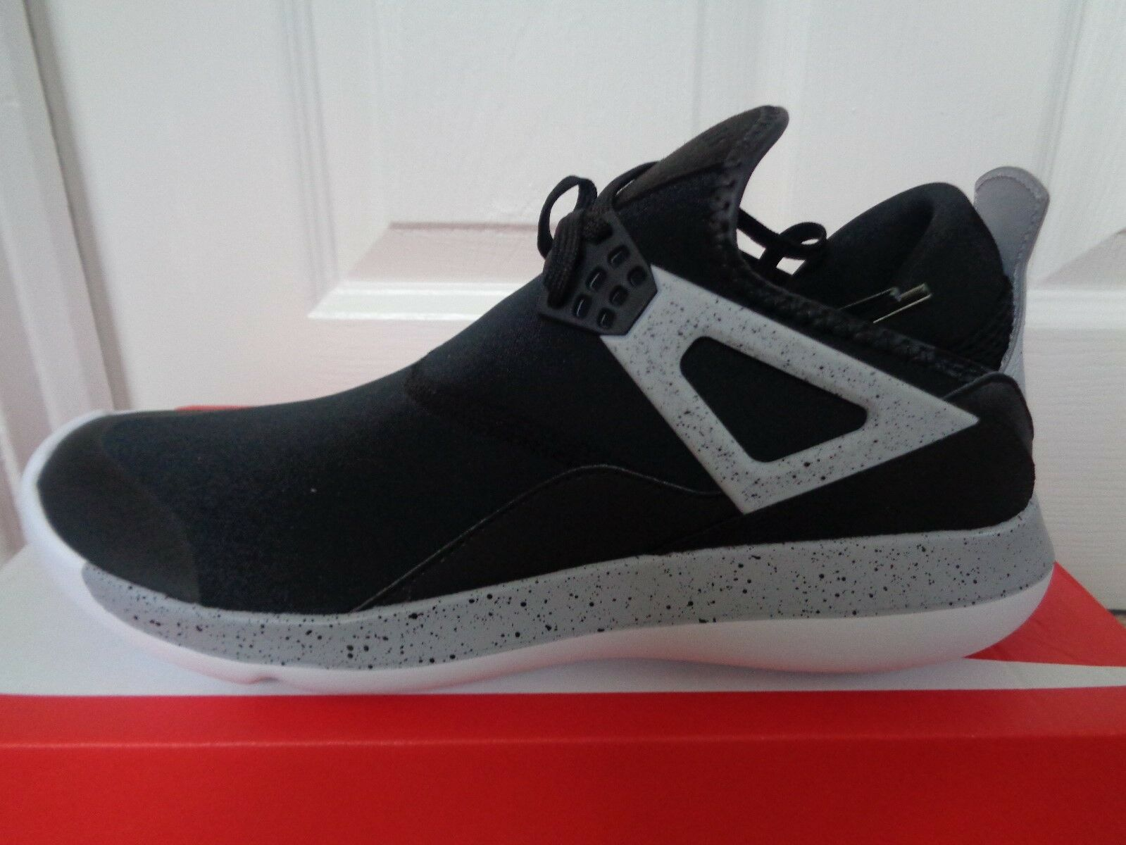 Nike Fly'89 Jordan Fly'89 Nike Entrainement Baskets Chaussures 940267 004 UK 8 EU 42.5 US 9 Neuf + Boîte 6dc401