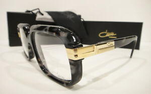 aafb831ad9e Cazal 607 3 Eyeglasses Frames 607 Color 090 Black Marble Gold ...