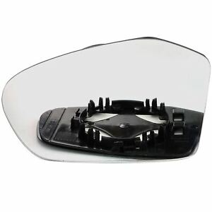 Drivers Side Replacement Mirror Glass Lens Right Hand Side 05 to 08 wlw COMPATIBLE WITH Mercedes Benz A CLASS B CLASS