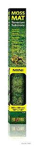 Exo Terra Mini Moss Mat Terrarium Substrate 12x12 PT-2480