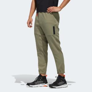 RRP-85-00-Adidas-Terrex-Hommes-Terrex-capsule-Survetement-Legacy-Green-taille-L