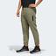 miniature 1 - RRP-85-00-Adidas-Terrex-Hommes-Terrex-capsule-Survetement-Legacy-Green-taille-L