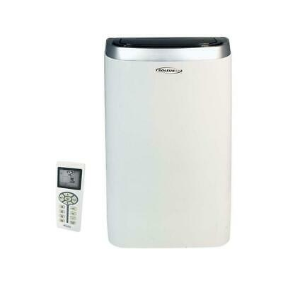 Soleus Air 12,000 BTU ASHRAE Portable Air Conditioner with Remote, White