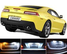 White License Plate / Tag 2825 LED light bulb for Chevrolet Chevy Camaro (2Pcs)