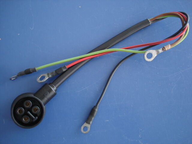 MERCEDES BENZ W201 190 190e Wiring Harness Cable Transistorized ...