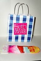 Bath & Body Works girls Just Want To Have Sun Shea Infused Lounge Socks