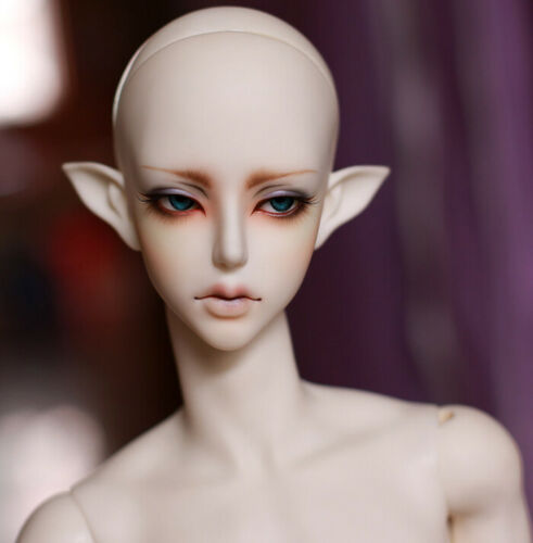 face make up Desert Hermit free eyes 1//3 BJD Doll  Heliot