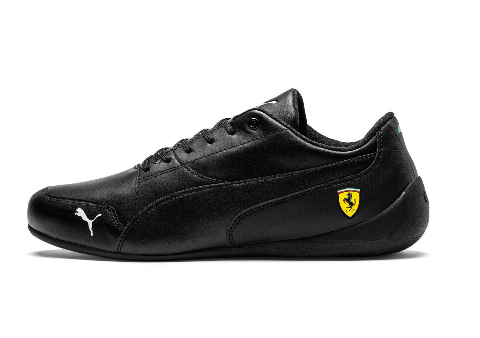 PUMA Ferrari Men's Motorsport SF Drift Cat 7 Black Trainers Sneakers shoes New