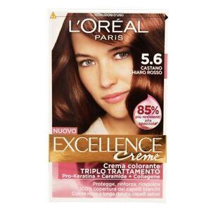 Colore capelli loreal excellence