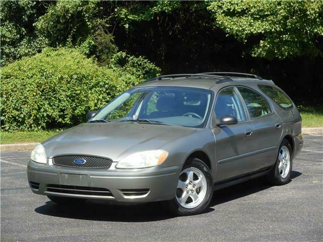 2004 Ford Taurus SE LOW 93K MILES WAGON 3RD ROW ACCIDENT FREE!!