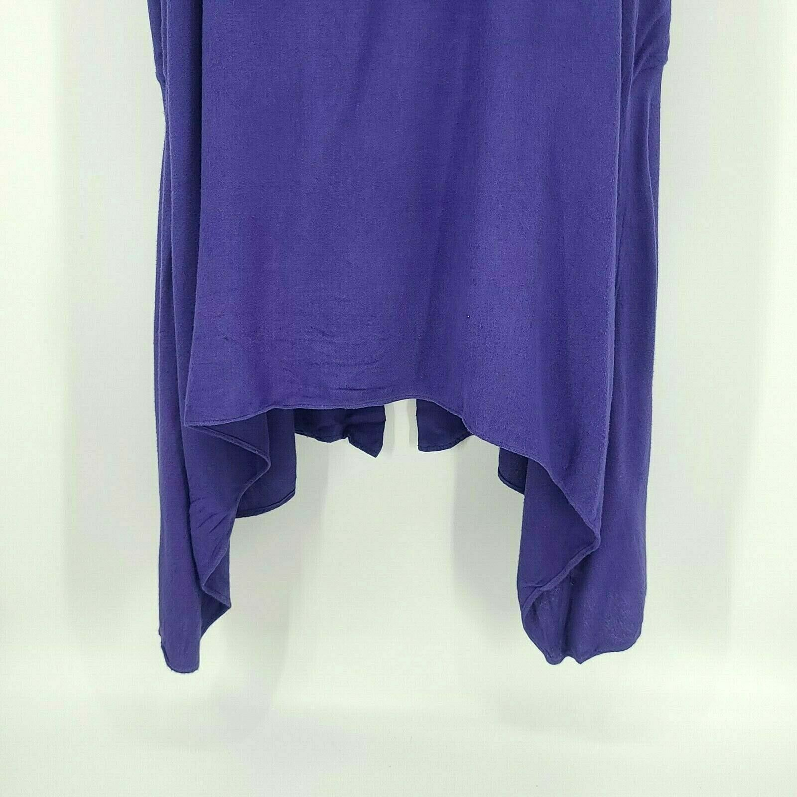 Laise Adzer Womens Vintage 1980s Rayon Lagenlook … - image 8