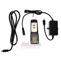 Linear Actuator Power Supply With Remote Control 12v 2 Button Control