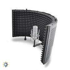 Item 2 Recording Booth Reflexion Filter Audio Portable Vocal Frame Music Studio Sound
