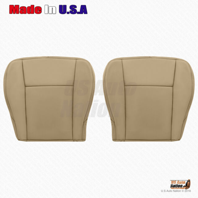 LEFT & RIGHT Bottom Leather Seat Cover 2003 2004 2005 2006